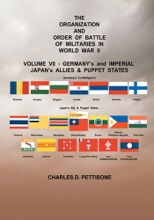 The Organization And Order Or Battle Of Militaries In World War II