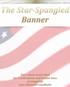 The Star-Spangled Banner Pure Sheet Music Duet For C Instrument And Double Bass Arranged By Lars Christian Lundholm