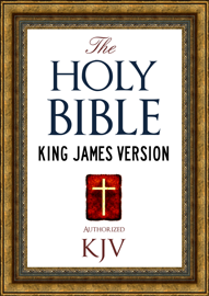 The Holy Bible (KJV) Authorized King James Version book