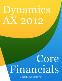 Dynamics AX 2012 Core Financials