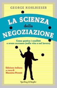 La scienza della negoziazione Book Cover