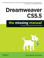Download and Read Online Dreamweaver CS5.5: The Missing Manual