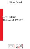 Banc d'essai : Renault Twizy
