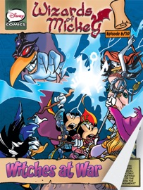 WIZARDS OF MICKEY #6/10: WITCHES AT WAR