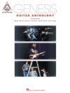 Genesis Guitar Anthology Songbook