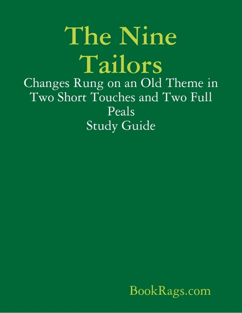 the nine tailors analysis