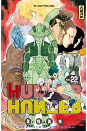 HUNTER X HUNTER - TOME 22