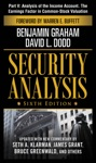 Security Analysis Sixth Edition Part V - Analysis Of The Income Account The Earnings Factor In Common-Stock Valuation