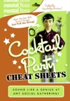 Mental Floss Cocktail Party Cheat Sheets