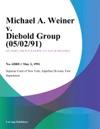 Michael A Weiner V Diebold Group