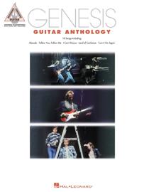 Genesis Guitar Anthology (Songbook) book
