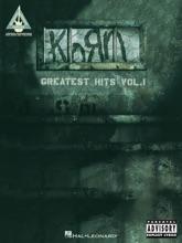 Korn - Greatest Hits Vol. 1 (Songbook)