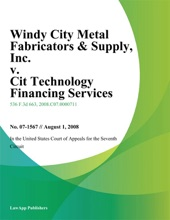 Windy City Metal Fabricators & Supply