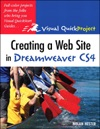 Creating A Web Site In Dreamweaver CS4 Visual QuickProject Guide