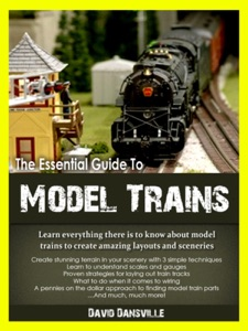 The Essential Guide to Model Trains Book Cover