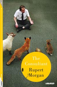 The Consultant - Ebook La couverture du livre martien