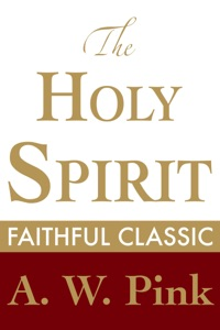 The Holy Spirit Book Cover