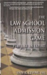 The Law School Admission Game Play Like An Expert