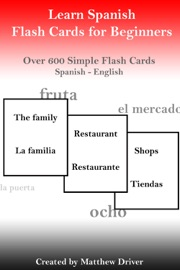 Learn Spanish Flash Cards For Beginners