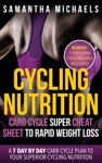 Cycling Nutrition Carb Cycle Super Cheat Sheet To Rapid Weight Loss