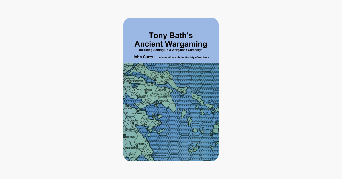 ‎Tony Bath's Ancient Wargaming