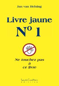 Livre jaune No. 1 La couverture du livre martien
