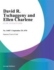 Download David R. Tschaggeny and Ellen Charlene
