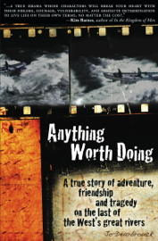 Anything Worth Doing book
