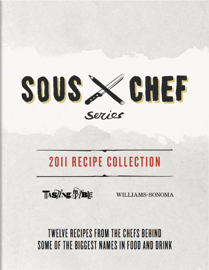 Sous Chef Series book