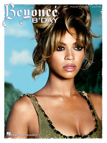 Beyoncé - Beyonce - B'day (Songbook)