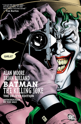 Batman: The Killing Joke - Alan Moore & Brian Bolland book