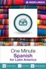 One Minute Spanish for Latin America (Enh...