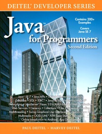 Java For Programmers 2 E