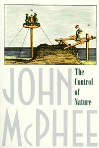The Control of Nature Book Cover
