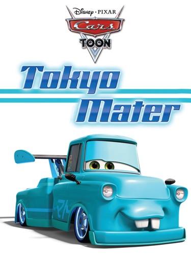 Disney Book Group - Cars Toon: Tokyo Mater