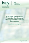 Wal-Mart Puerto Rico Promoting Development Through A Public-Private Partnership