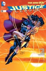 Justice League (2011-2016) #12