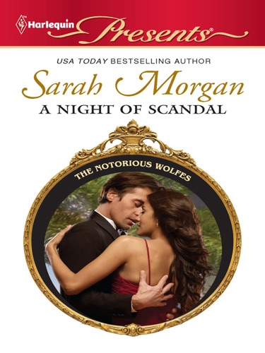 Sarah Morgan - A Night of Scandal