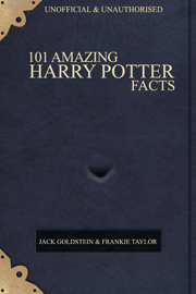 101 Amazing Harry Potter Facts book