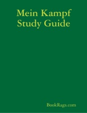 Download and Read Online Mein Kampf Study Guide