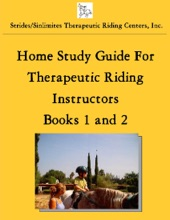 Home Study Guide For Therapeutic Riding Instructors