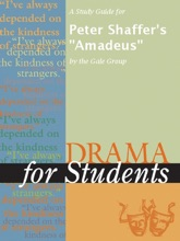 A Study Guide For Peter Shaffer's