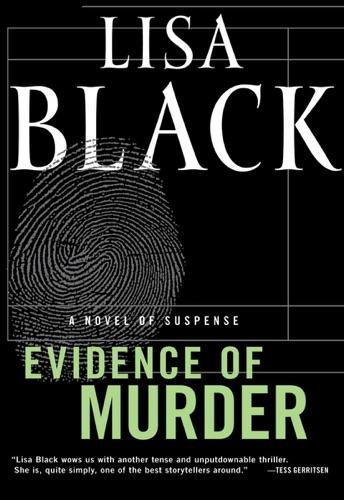 Lisa Black - Evidence of Murder