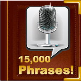 15,000 Useful Phrases book