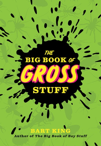 The Big Book of Gross Stuff - Bart King