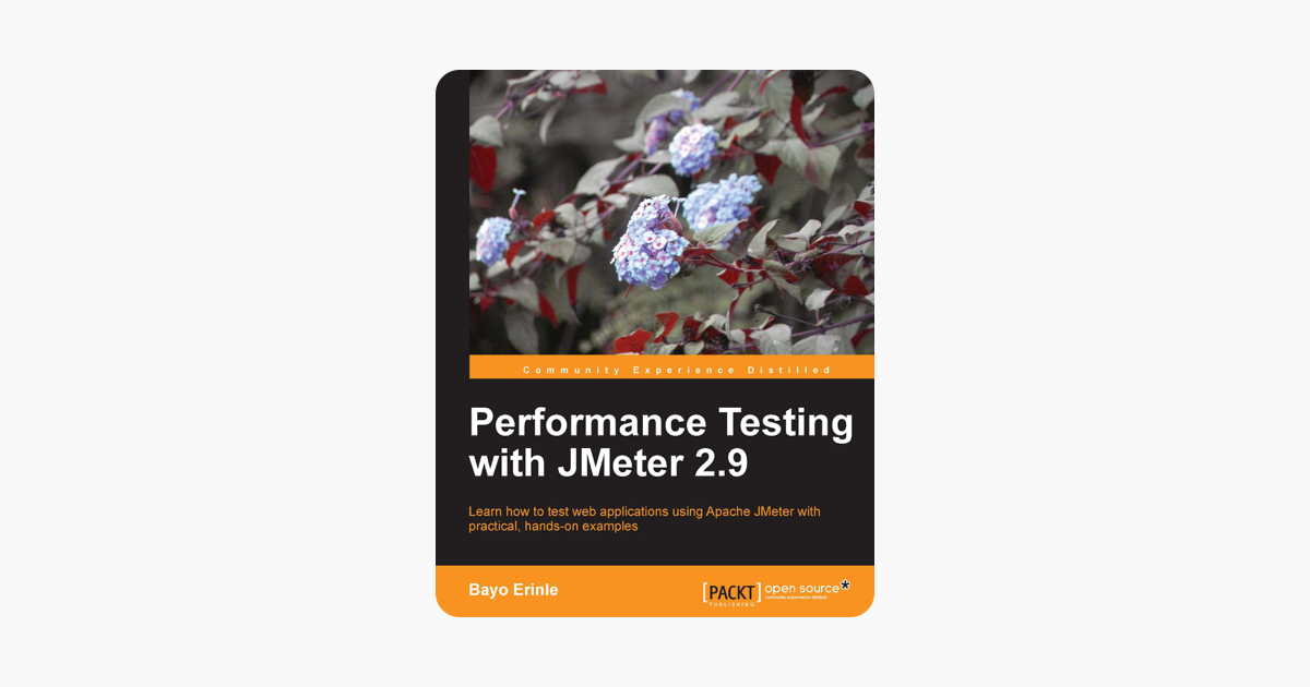 Performance Testing With JMeter 2 9