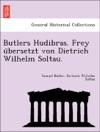Butlers Hudibras Frey Ubersetzt Von Dietrich Wilhelm Soltau