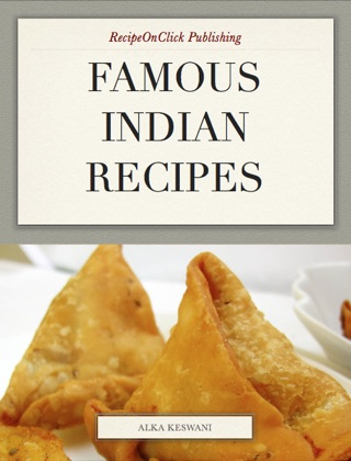 Famous Indian Recipes book cover