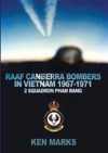 RAAF Canberra Bombers In Vietnam 2 Squadron Phan Rang