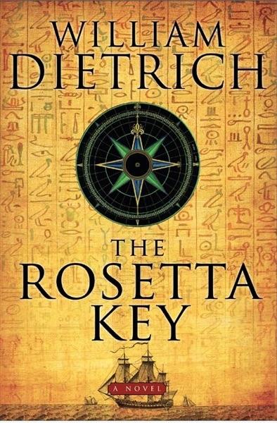 The Rosetta Key - William Dietrich book cover